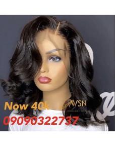 WSN Petite Wavy Glueless Frontal Wig