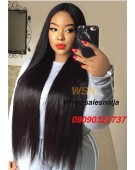 WSN Mink Straight (200GRAMS) Plus 360 Frontal Deal