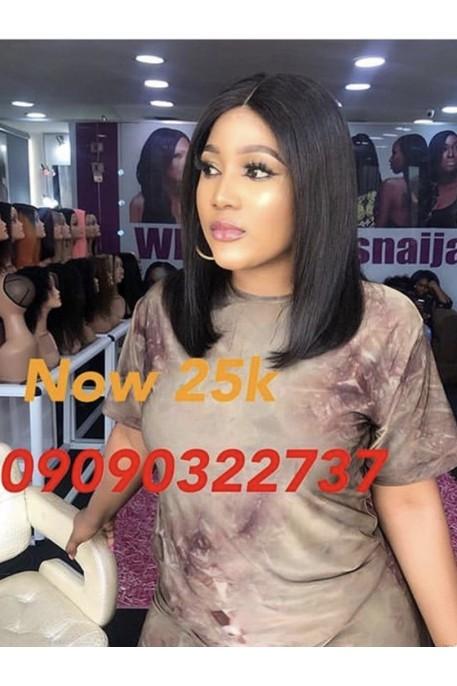 25k Closure Wig