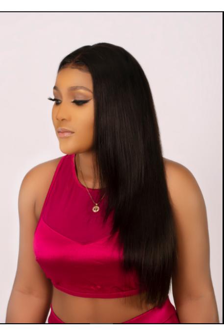 WSN Ideal Straight Wig (Human Hair)