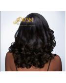 11A Grade Super Double Drawn Raw Virgin Magic Curls (Human Hair) 300Grams